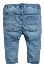 Jeggings - Denim blue - Kids | H&M 2